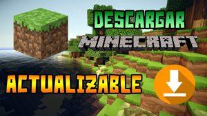 Descargar Ultima Version de Minecraft